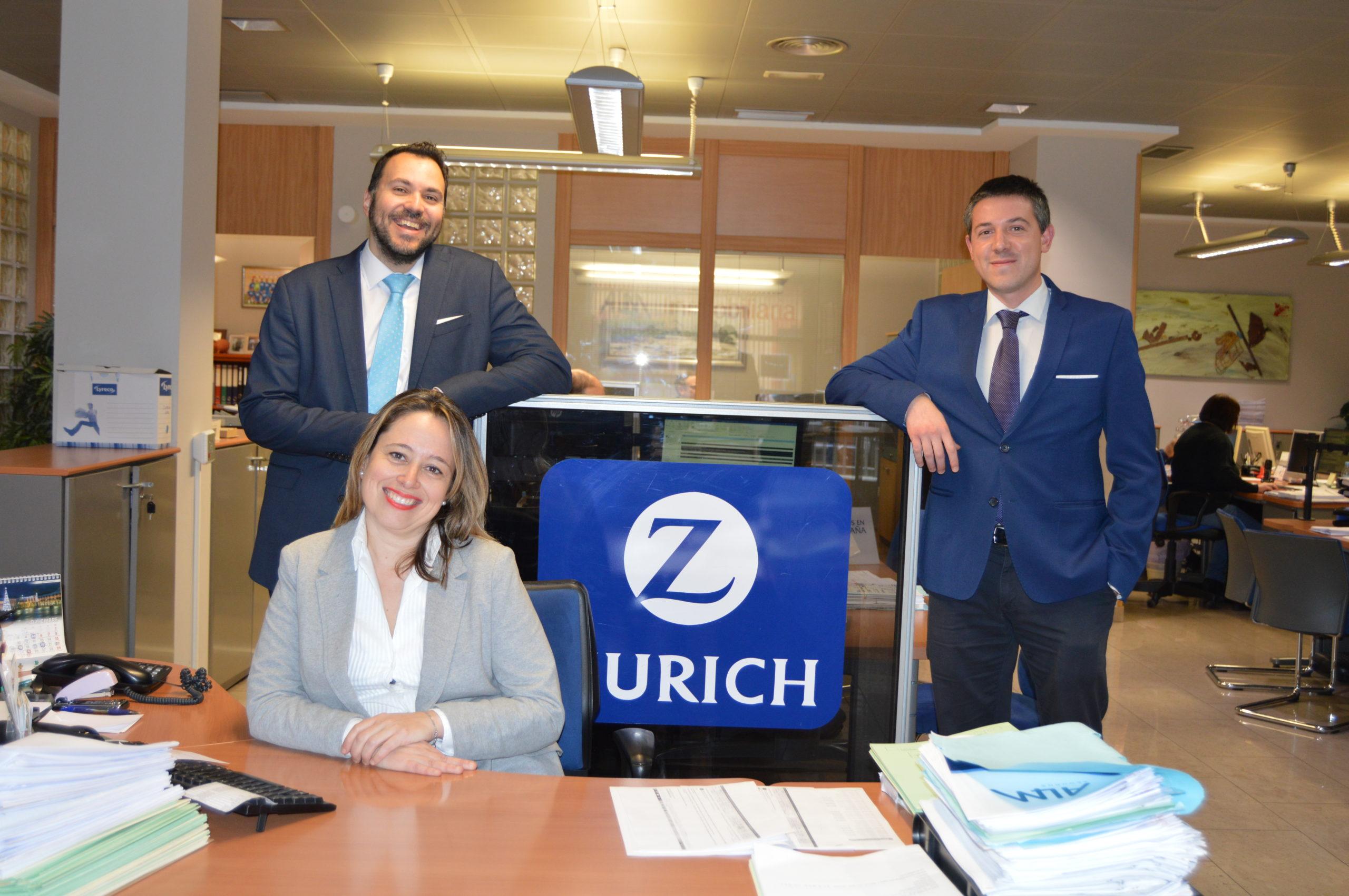 Trabajamos exclusivamente con Zurich Seguros